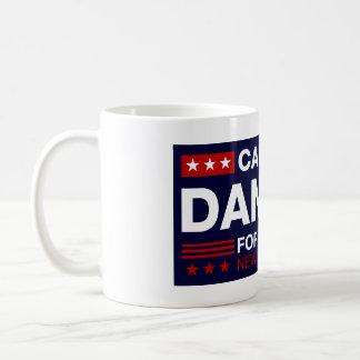 Carlos Danger for NYC Mayor Classic White Coffee Mug
