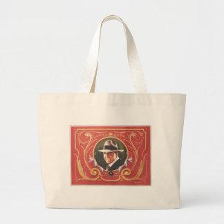 Carlos Gardel Tote Bag