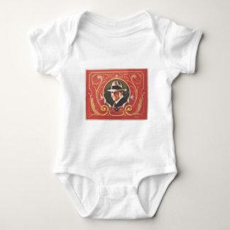 Carlos Gardel Body Para Bebé