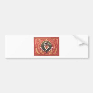 Carlos Gardel Bumper Stickers