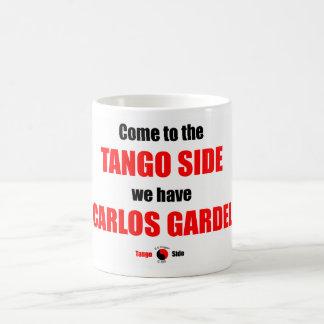 Carlos Gardel Tango Mug
