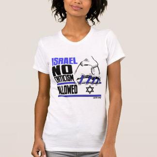 Carlos Latuff's No Criticism Allowed T-shirt