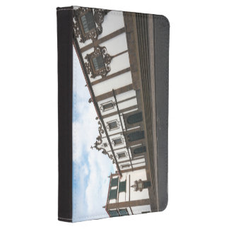 Carlos Machado Museum Kindle Touch Cover