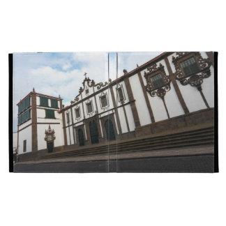 Carlos Machado Museum iPad Folio Cover