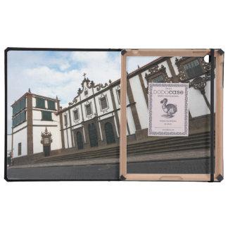Carlos Machado Museum iPad Cover