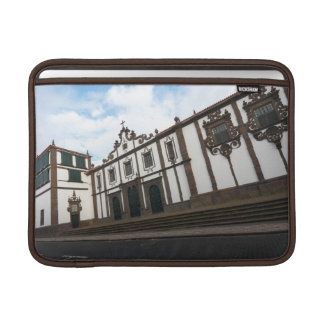 Carlos Machado Museum MacBook Air Sleeves