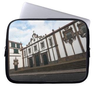 Carlos Machado Museum Laptop Computer Sleeve