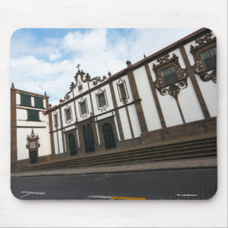 Carlos Machado Museum Mouse Pad