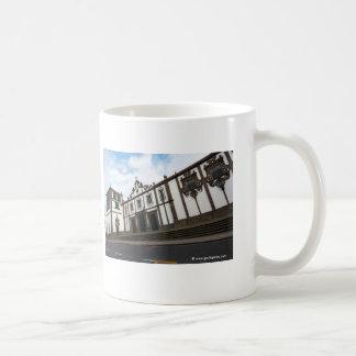 Carlos Machado Museum Classic White Coffee Mug