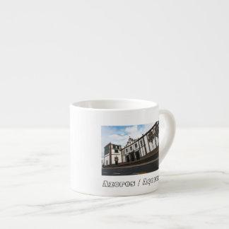 Carlos Machado Museum 6 Oz Ceramic Espresso Cup