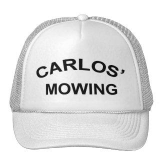 Carlos' Mowing Trucker Hat
