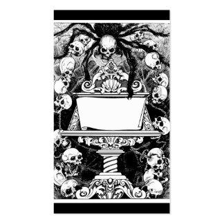 Carlos Neve, ejemplo de libro circa México 1947 Plantilla De Tarjeta De Visita