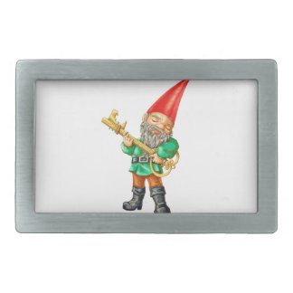 Carlos Rectangular Belt Buckle