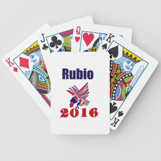 Carlos Rubio para presidente Political Art Baraja