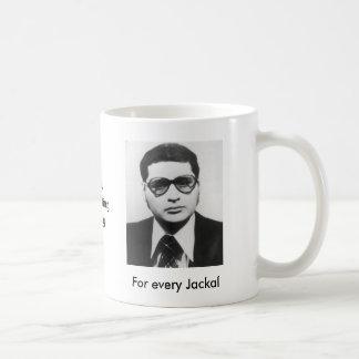 Carlos the Jackal Coffee Mug