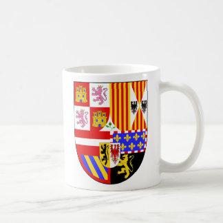 Carlos V Coffee Mug