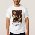 Carlota y Maximiliano, Maximiliano and CarlotaE... T-Shirt