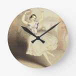 Carlotta Grisi (1819-99) en el ballet del Peri Relojes