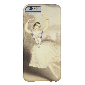 Carlotta Grisi (1819-99) in the Ballet of the Peri Barely There iPhone 6 Case