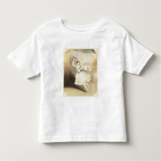 Carlotta Grisi (1819-99) in the Ballet of the Peri Toddler T-shirt