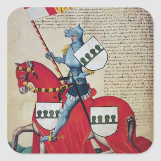 Carlotto Capodilista dei Transelgaldi Square Sticker
