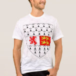 Carlow County Crest, Ireland T-Shirt
