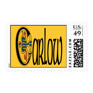 Carlow Postage Stamp
