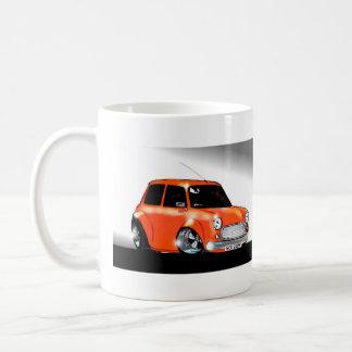 Carls Orange Mini Coffee Mug