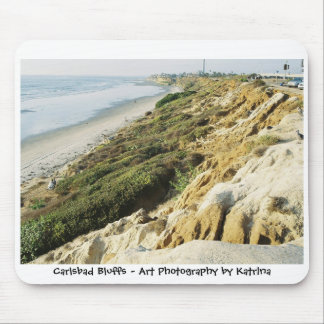 Carlsbad Bluffs Mouse Pad