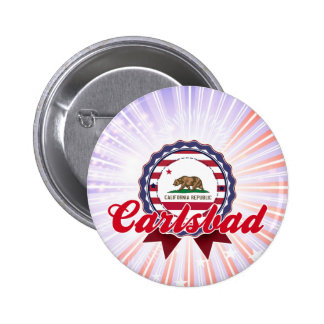Carlsbad, CA Buttons
