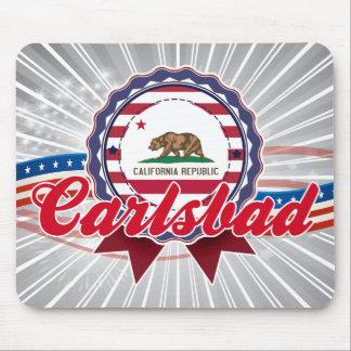 Carlsbad, CA Mouse Pad