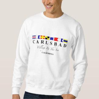 Carlsbad CA - pueblo por el mar Jersey
