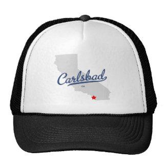 Carlsbad California CA Shirt Trucker Hat