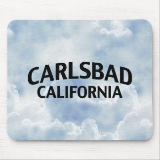 Carlsbad California Mouse Pad