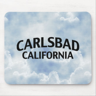 Carlsbad California Tapete De Ratones