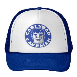 Carlsbad Cavemen Trucker Hat