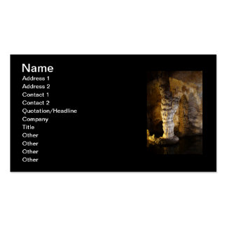 Carlsbad Caverns Double-Sided Standard Business Cards (Pack Of 100)