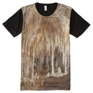 Carlsbad Caverns - Doll's Theater All-Over Print T-shirt