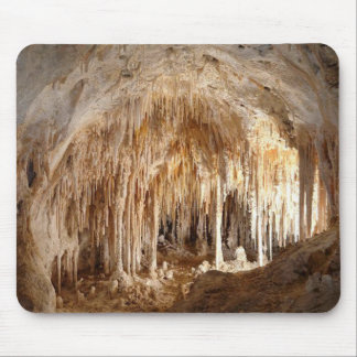 Carlsbad Caverns - Doll's Theater Mouse Pad