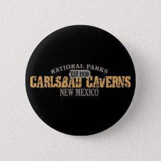 Carlsbad Caverns National Park Button
