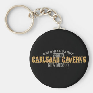 Carlsbad Caverns National Park Keychain