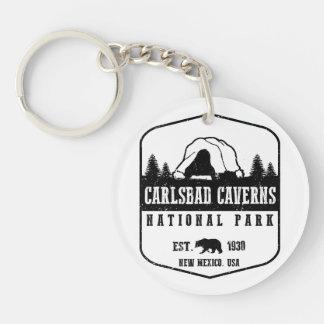 Carlsbad Caverns National Park Keychain