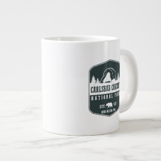 Carlsbad Caverns National Park Large Coffee Mug