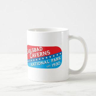 Carlsbad Caverns National Park Classic White Coffee Mug