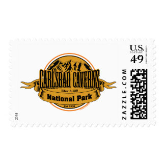 Carlsbad Caverns National Park, New Mexico Stamps
