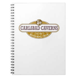 Carlsbad Caverns National Park Note Books