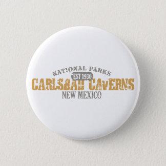 Carlsbad Caverns National Park Pinback Button