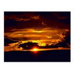 Carlsbad Caverns National Park Sunset Post Cards