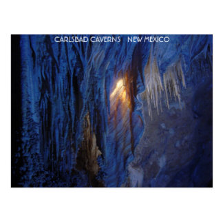 Carlsbad Caverns New Mexico Postcard