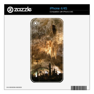CARLSBAD CAVERNS SKINS FOR THE iPhone 4
